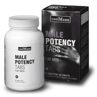Male Potency Tabs For Men