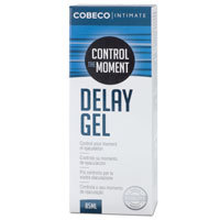 Control The Moment Delay Gel