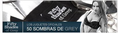 50 Sombras de Grey - Sex Shop Sensualplanet.es