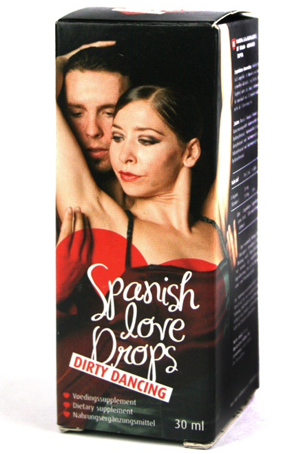 Spanish Love Drops Dirty Dancing