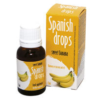 Spanish Drops Sweet Banana
