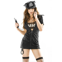 Sexy Police Woman