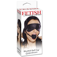 Blindfold Ball Gag