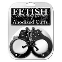 Anodized Cuffs Black