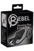 Rebel Vibrating Plug & Cock Ring