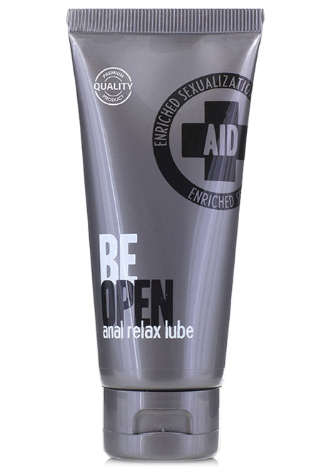 Be Open Anal Relax Lube
