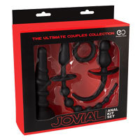 The Ultimate Anal Kit Jovial