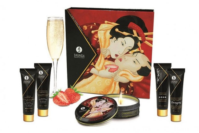 Geishas Secret Collection Strawberry