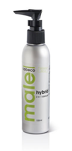 Male Hybrid 2 in 1 Lubricant