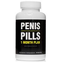Penis Pills 1 Month Plan