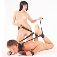 Bad Kitty Broad Bondage Set