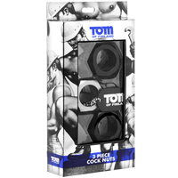 Tom Of Finland 3 Piece Cock Nuts
