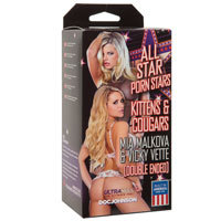 All Star Porn Stars Kitten & Cougars