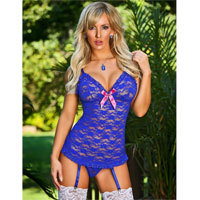 Luv Lace Azul