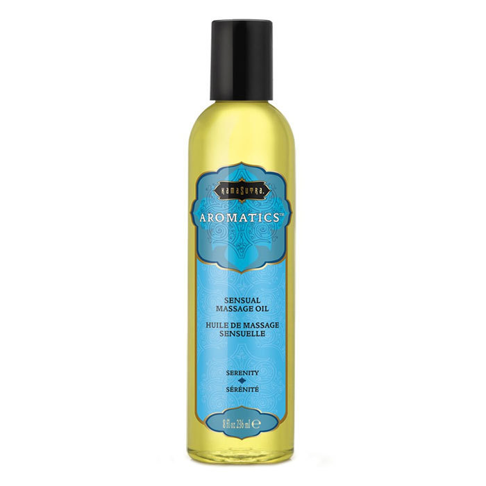 Serenity Aromatics Massage Oil 236 ml.