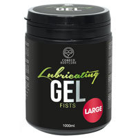 Cbl Lubricating Gel Fists 1 Litro
