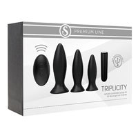 Triplicity Remote Controlled Plugs Kit