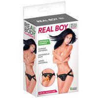 Real Boy Harness