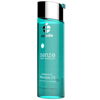 Swede Senze Tranquility  Masage Oil