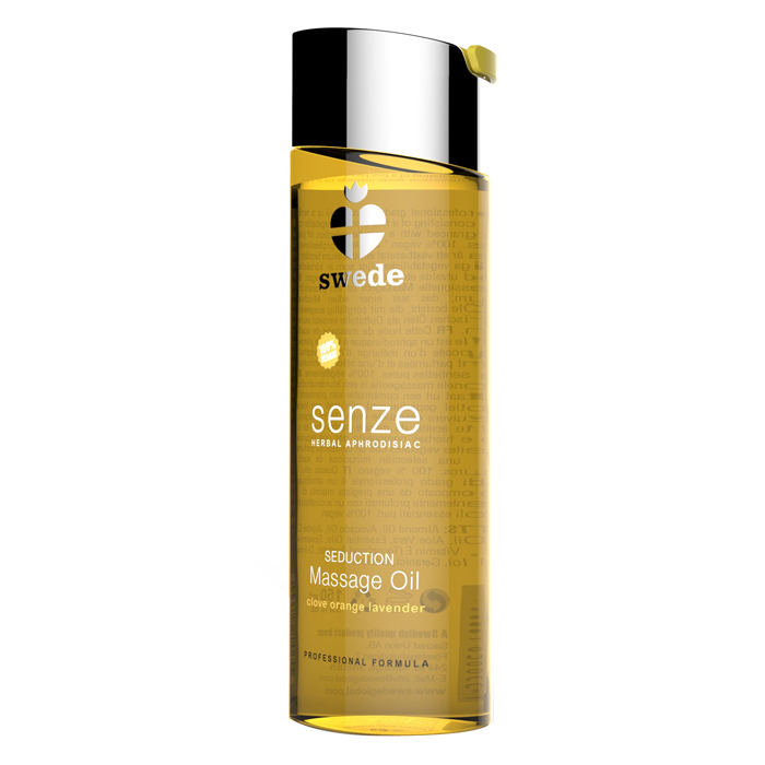Swede Senze Seduction Masage Oil