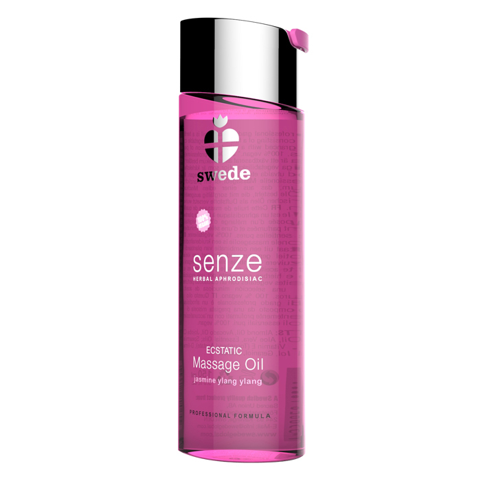 Swede Senze Ecstatic Masage Oil