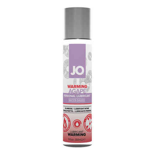 JO Agapé Warming Woman 30 ml.