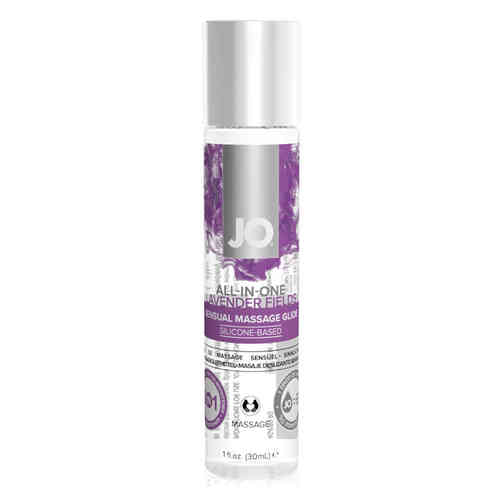 JO All In One Massage Glide Lavender 30 ml